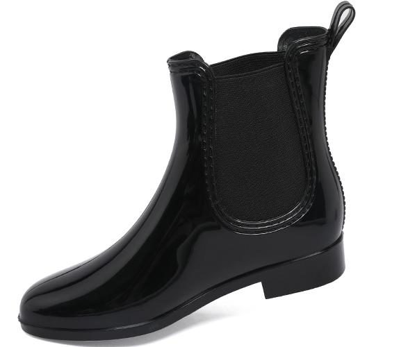 Chelsea rain boots for women