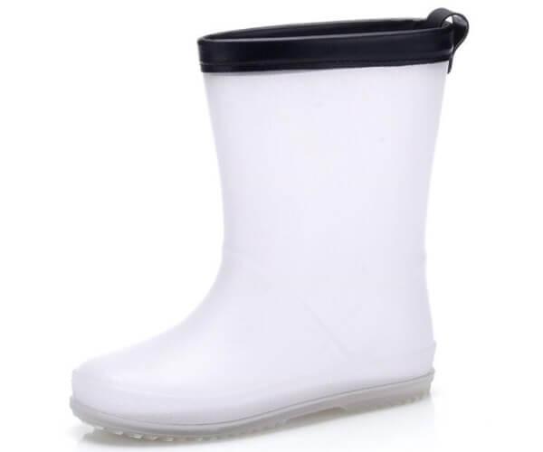 Kids Jelly Rain Boots Rain Wear Cute Wellies
