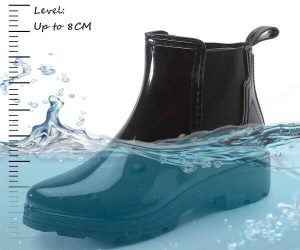 Women's Ankle Rain Booties