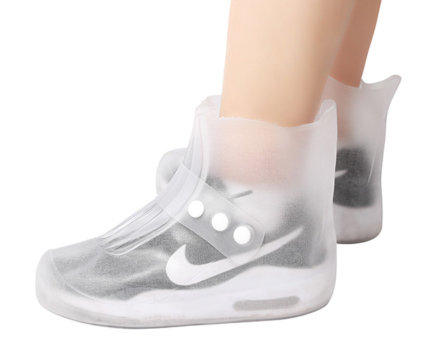 rain shoe covers cycling ankle height