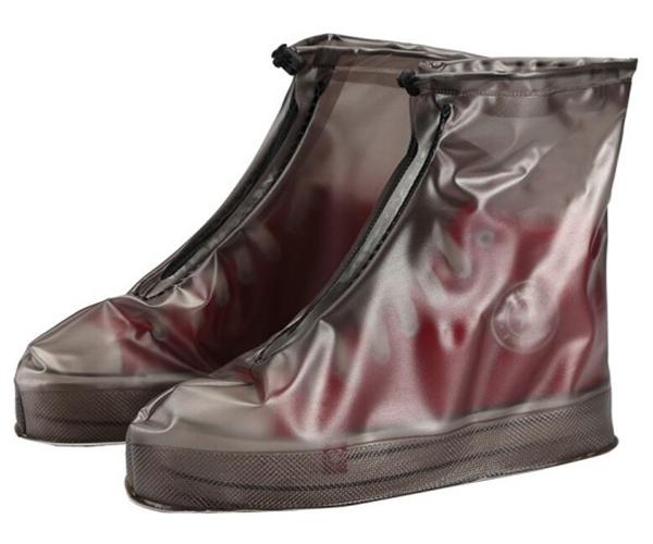 recycle rain shoe covers