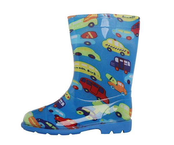 Cheap Kid Rainboots