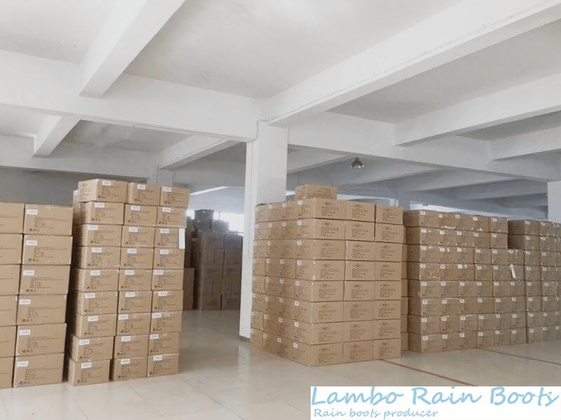 rain boots warehouse