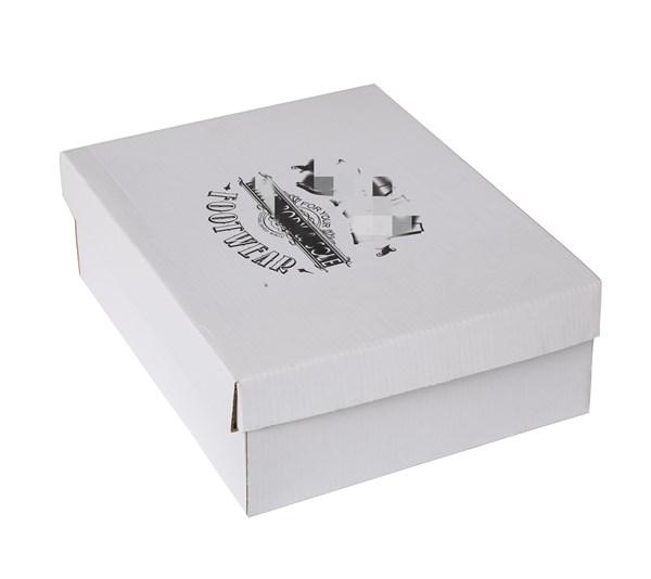 box with logo