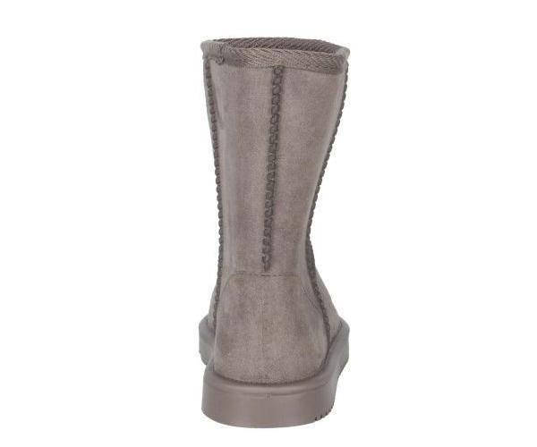 Waterproof Snow Boots back