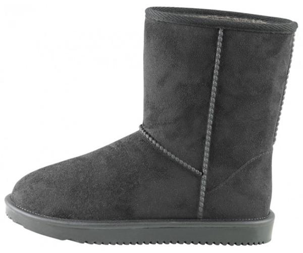 Waterproof Snow Boots grey